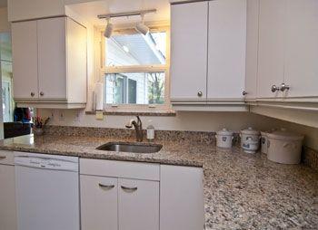 Cost vs Value = Small kitchen Makover   Kitchen cabinets ...