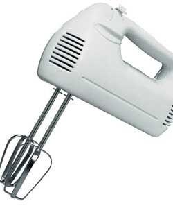 argos value range electric hand mixer white. Black Bedroom Furniture Sets. Home Design Ideas