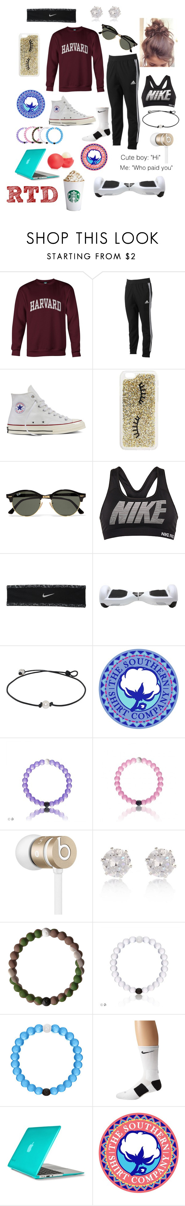 """Untitled #103"" by taybug2147 ❤ liked on Polyvore featuring adidas, Converse, Miss Selfridge, Ray-Ban, NIKE, Beats by Dr. Dre, River Island, Speck and Eos"