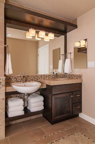 Kirkwood project traditional bathroom san francisco for Bathroom design san francisco