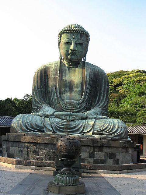 Great Buddha of Kamakura (Kamakura - Japan)