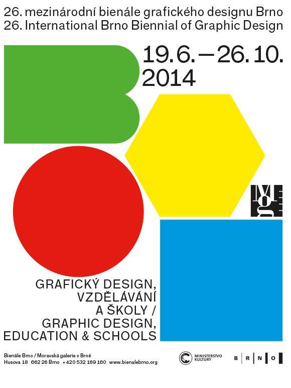 26. mezinárodní bienále grafického designu Brno 2014 - http://detepe.sk/26-mezinarodni-bienale-grafickeho-designu-brno-2014/
