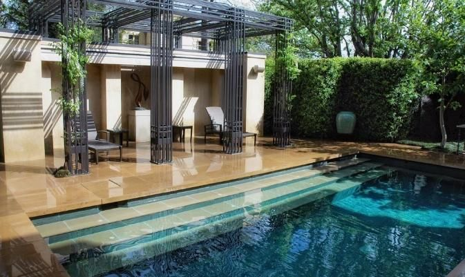 Pictures Of Pool Ideas For The Back Yard Swimming Design From Eckersley Garden