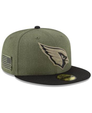 Salute to Service Arizona Cardinals New Era 59Fifty Cap