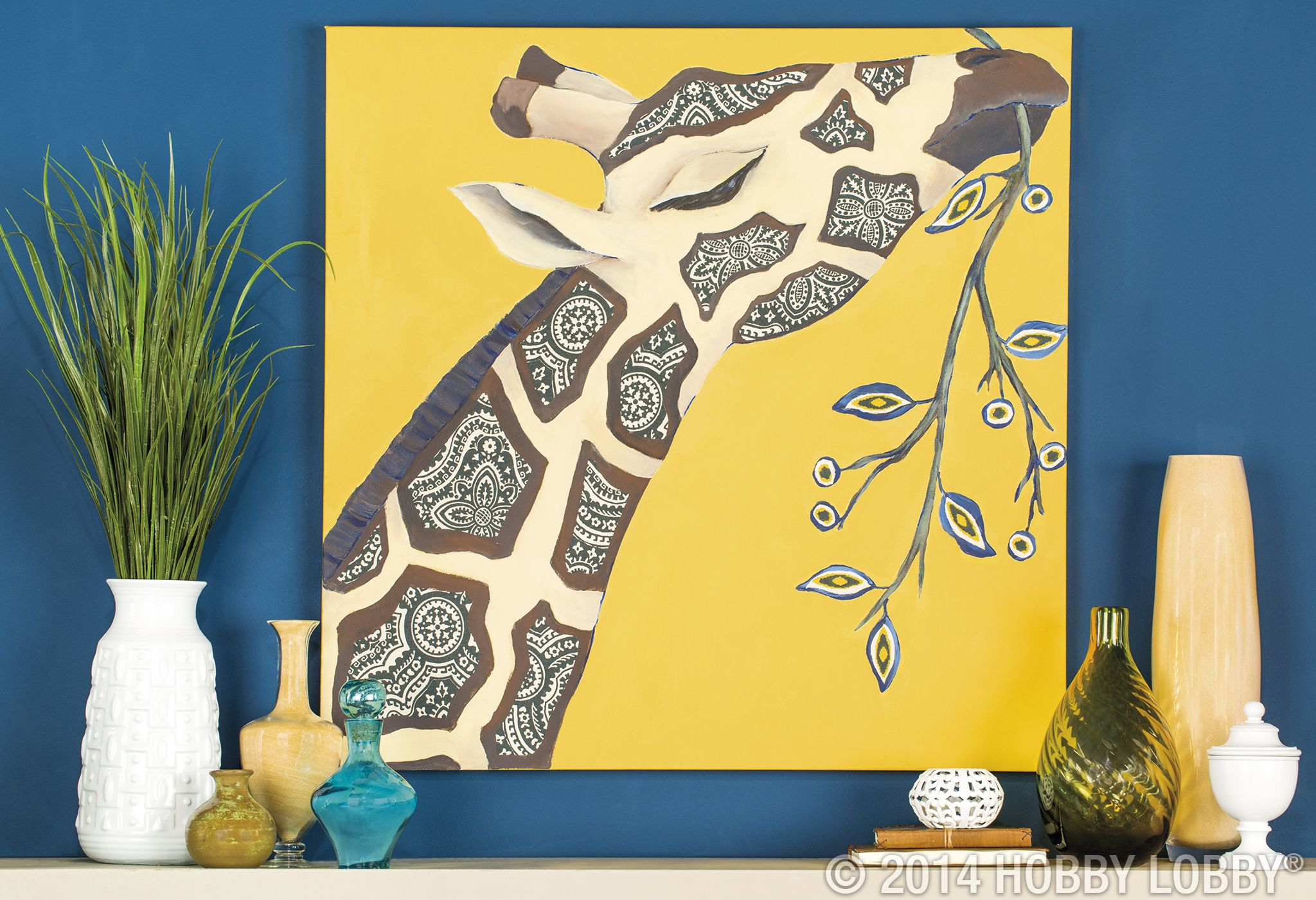 We seriously stretched the rules on this one—those gorgeous giraffe ...
