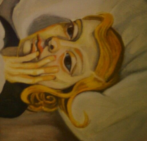 Artist copy lucian freud