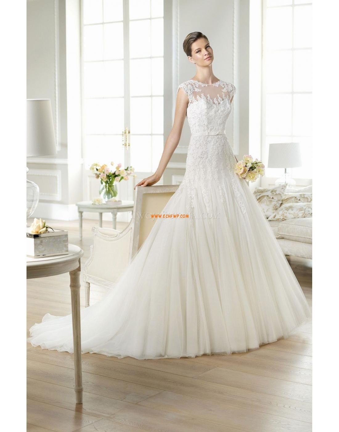 Wedding Dresses White One Jael 2014 American Wedding Dress