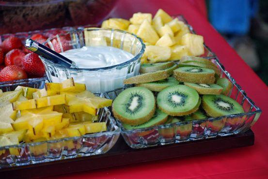 Fruity Cream Cheese Dip