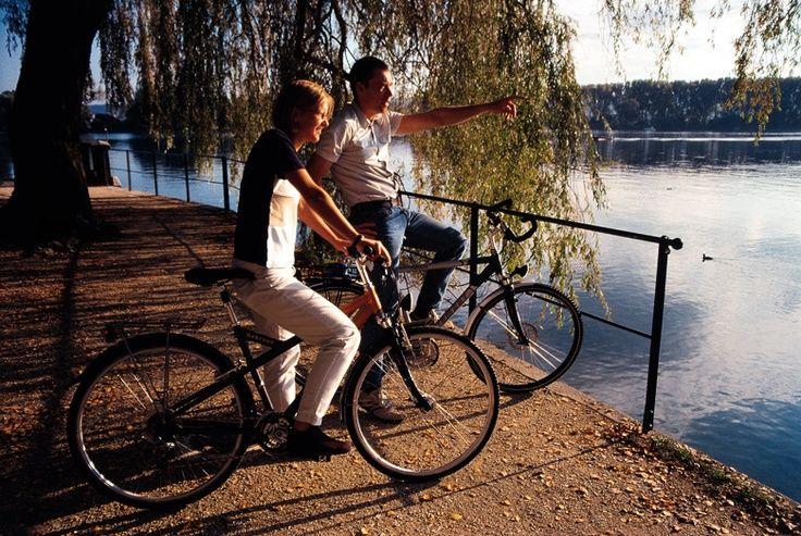 Fahrradtour Entlang Des Bodensee Mit Traumhaftem Ausblick Ort