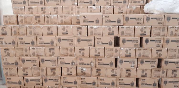 NDMA dispatches fourth batch of safety equipment to KP