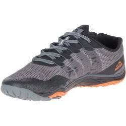 Photo of Merrell Trail Glove 5 homens com os pés descalços – sapatos de desporto cinza 45.0 Eu Merrell