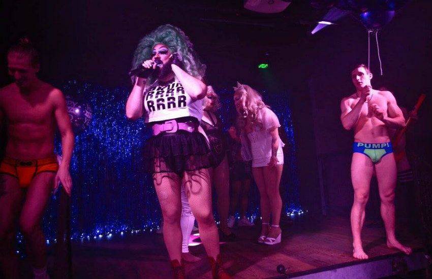 Gay clubs in south florida