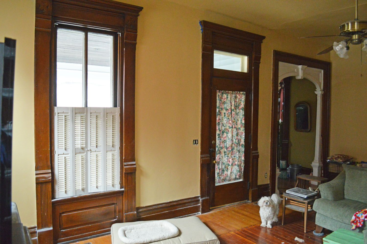 Rooms Painted In Gold Tones Living Room Painted Sherwin Williams Restrained Gold Ideas For