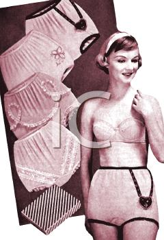 1000+ images about vintage underwear on Pinterest   Vests, Sewing ...