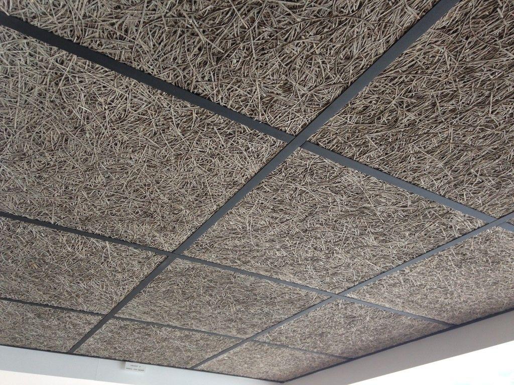 Resultado de imagen de falso techo fibras materiales - Materiales para techos falsos ...