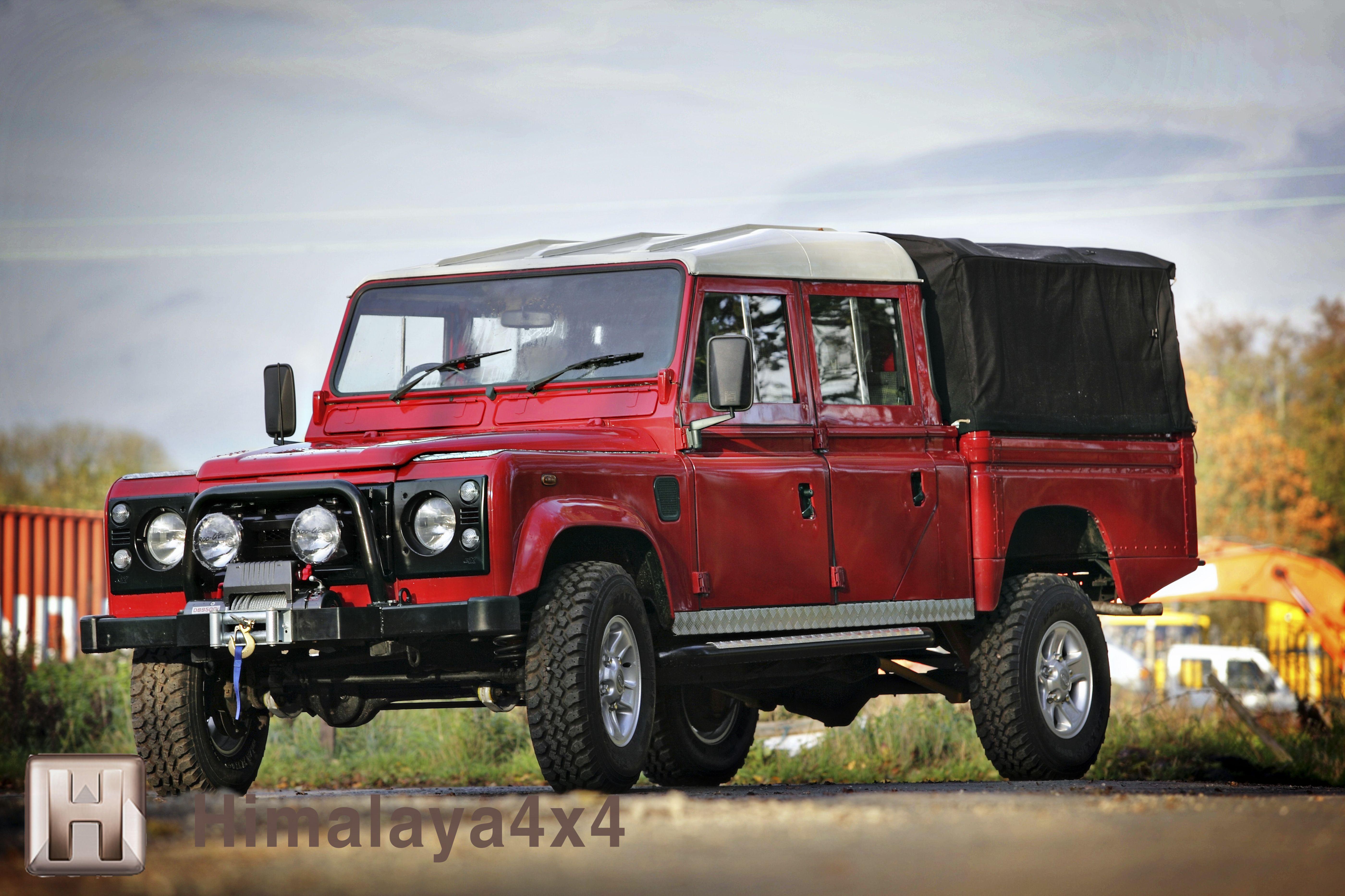 Himalaya 4x4 custom Land Rover