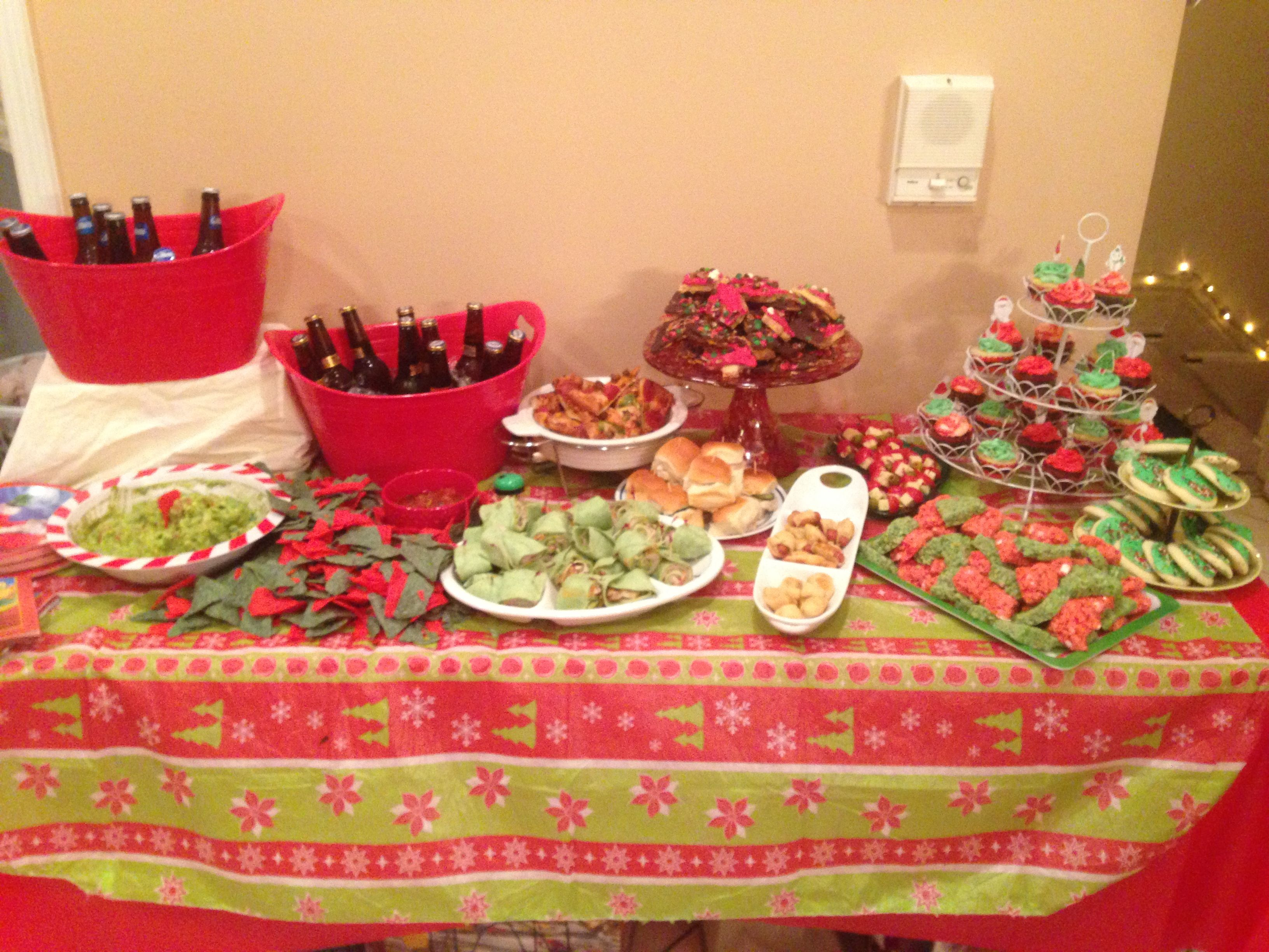 Pinterest Christmas Party Food Ideas Part - 38: Christmas Finger Foods