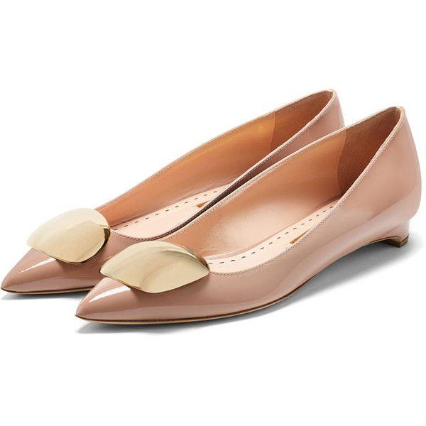 Rupert Sanderson High Heel Pumps ($1,044) liked on Polyvore featuring shoes, pumps, velvet pumps