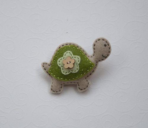 felt turtle - Pesquisa Google