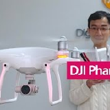 DJI Phantom 4 Unboxing & Hands-on First Impression