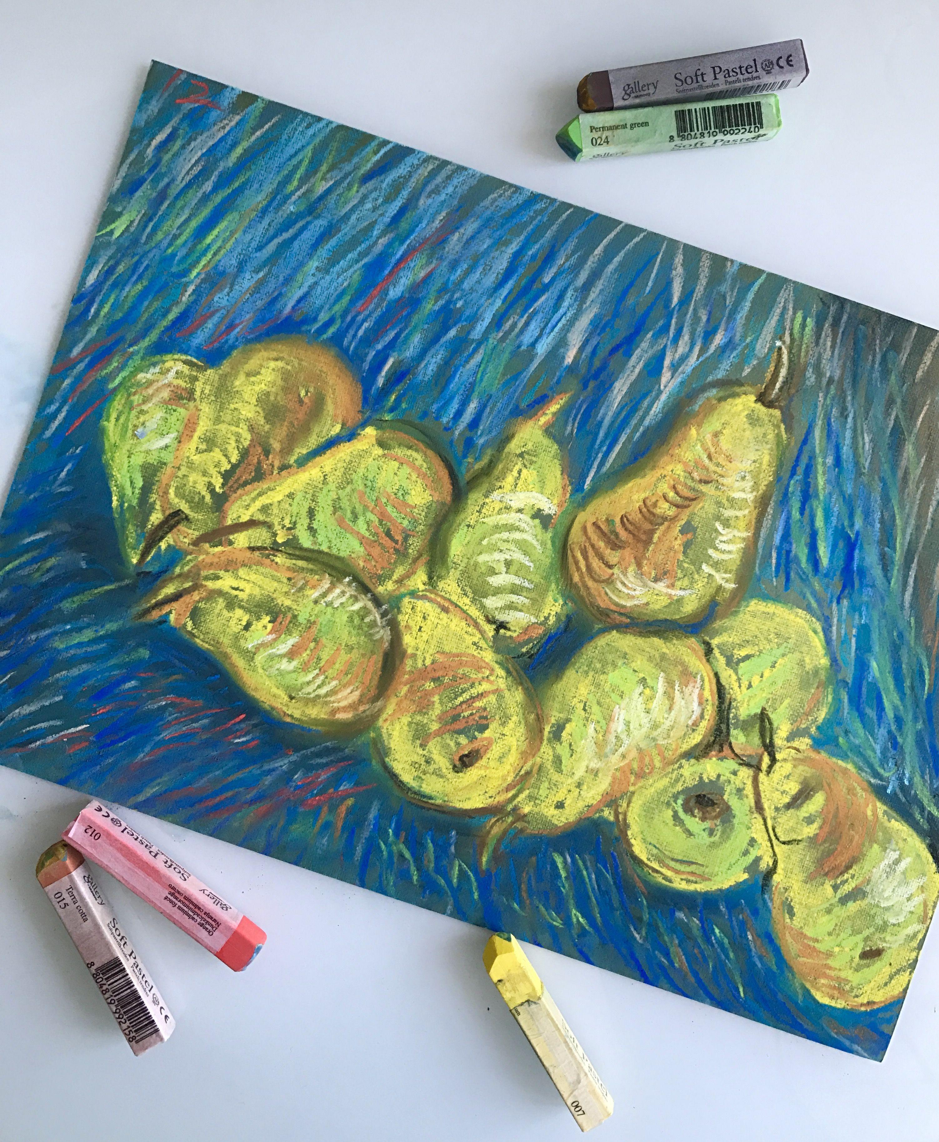 Груши Ван Гога | Art, Painting