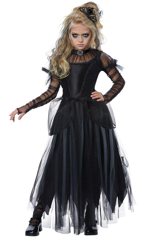 Dark Princess Child Costume Halloween disfraces, Disfraz