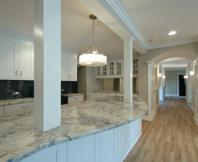 Superbe Glamorous White Granite Countertops Vogue Detroit Traditional Basement  Inspiration With Basement Finishing Basement Finishing