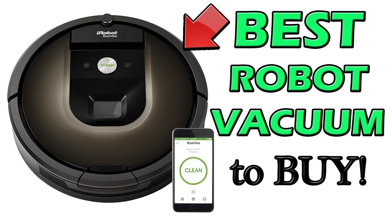 Best Robot Vacuum For Pet Hair Robot Vacuum Vacuums Irobot