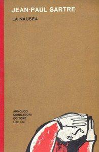 La nausea, Jean-Paul Sartre