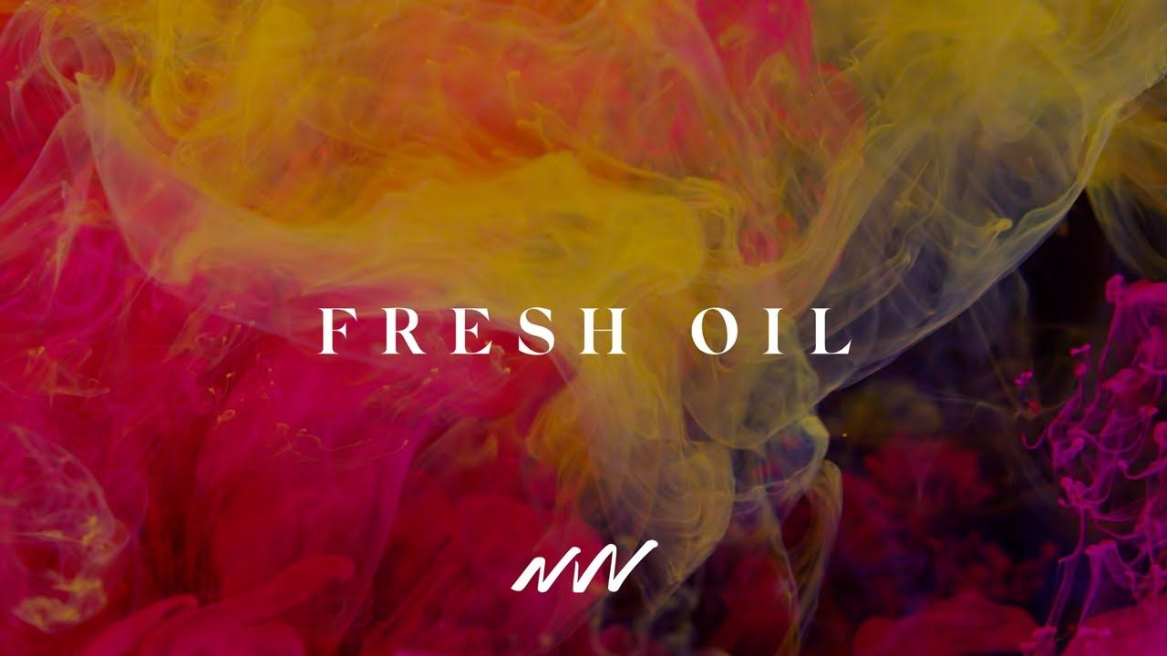 Fresh Oil Yahweh Official Lyric Video New Wine Youtube Video New Lyrics Worship Music