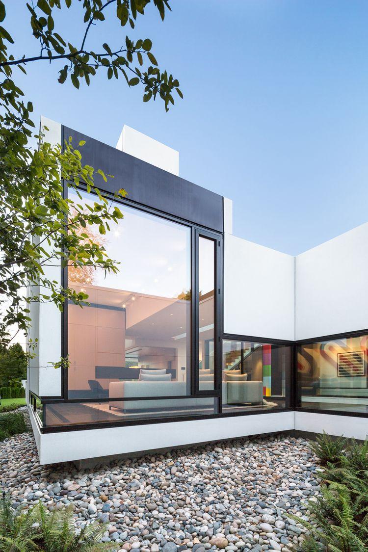 Modern Home In Vancouver British Columbia Architecture DArcy Jones