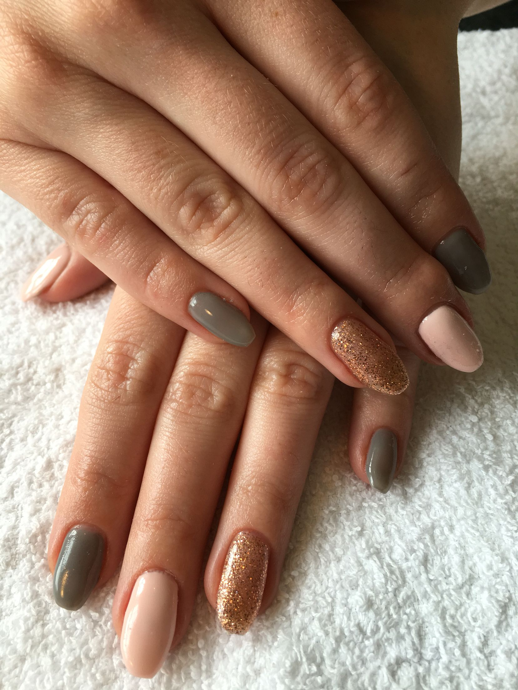 Nails Coffin Nails Rose Gold Sparkle Grey Pink Summer 2016 Rose Gold Sparkle Nails Gold Sparkle Nails Rose Gold Nails