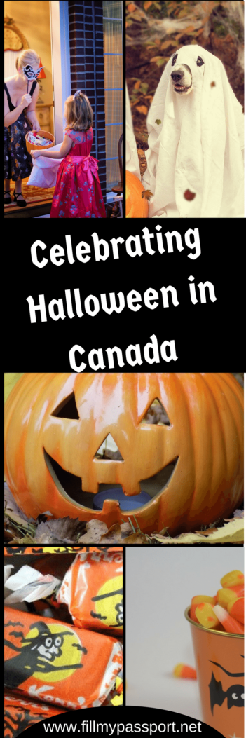 This is how we celebrate Halloween in Canada Ontario