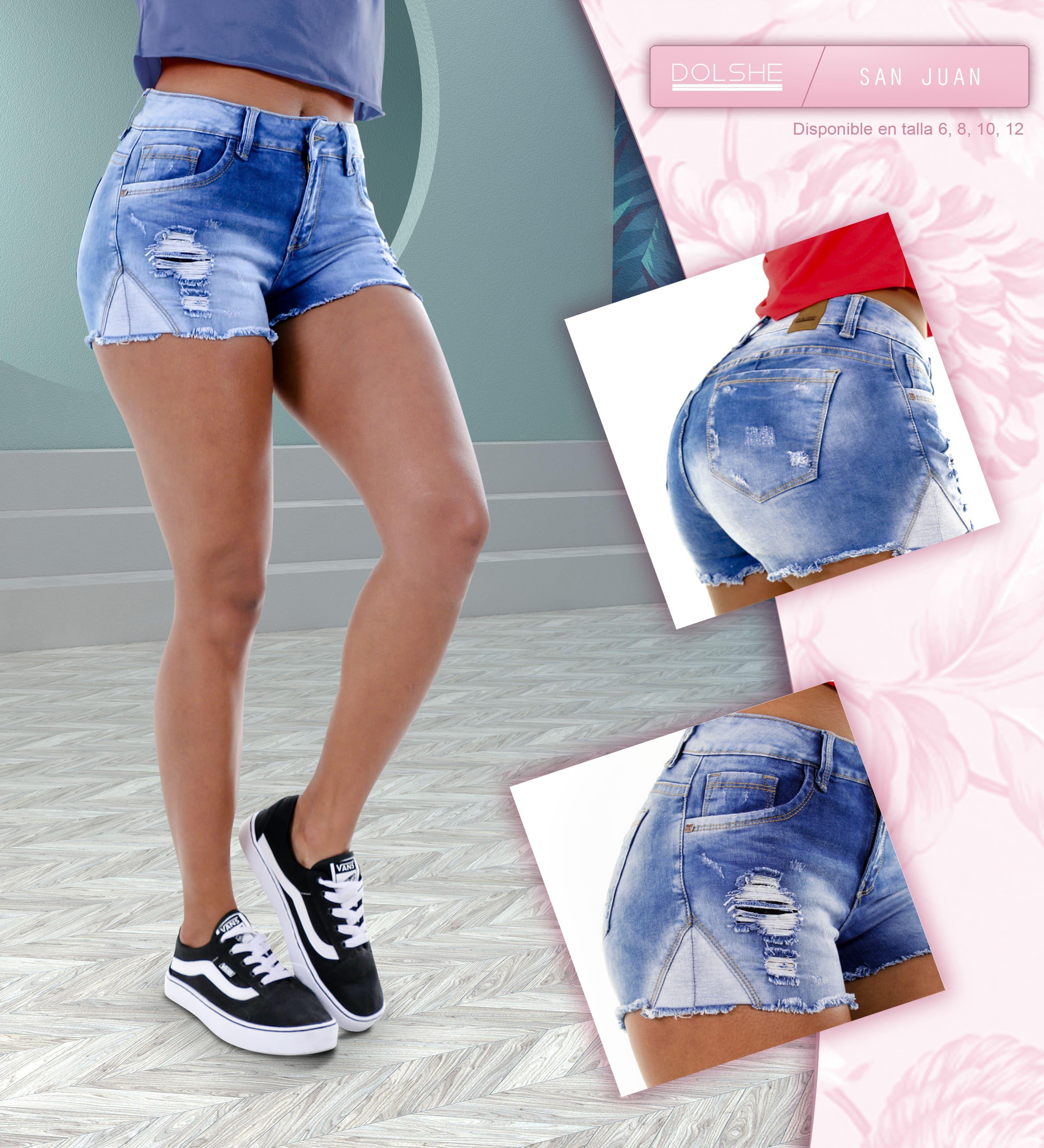 Un Look Playero Perfecto Para Las Mejores Playas De Tu País Dolshe Denim Lovejeans Jeansperfectos Jeansparamuj Denim Women Cute Shorts Women Jeans