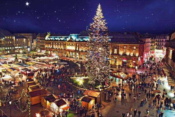 Voyage de lecteurs: les marchés de Noël en croisière - Coopération - Le maga... #marchédenoel