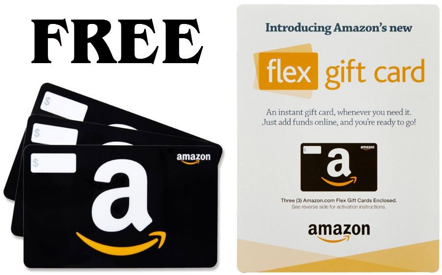 Free flex gift cards w free shipping
