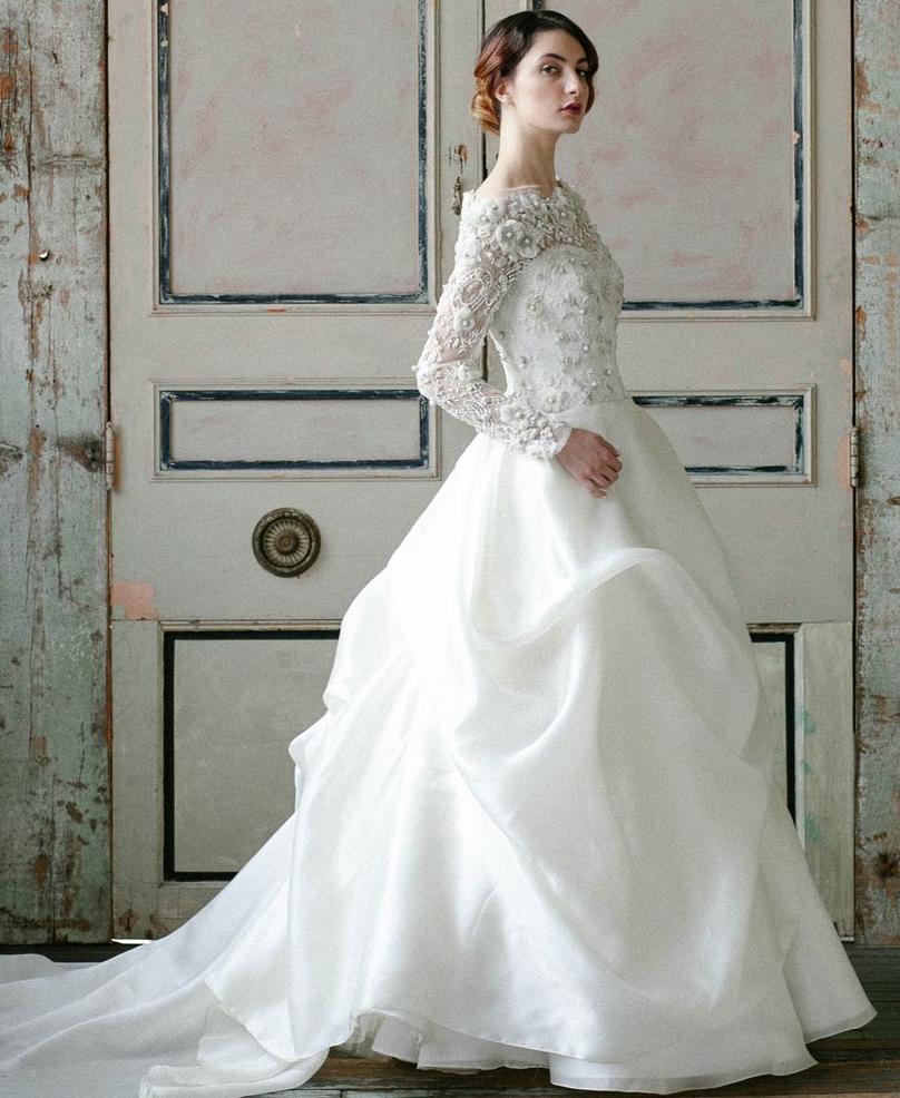 Sareh Nouri Wedding Dresses Spring 2015 Collection
