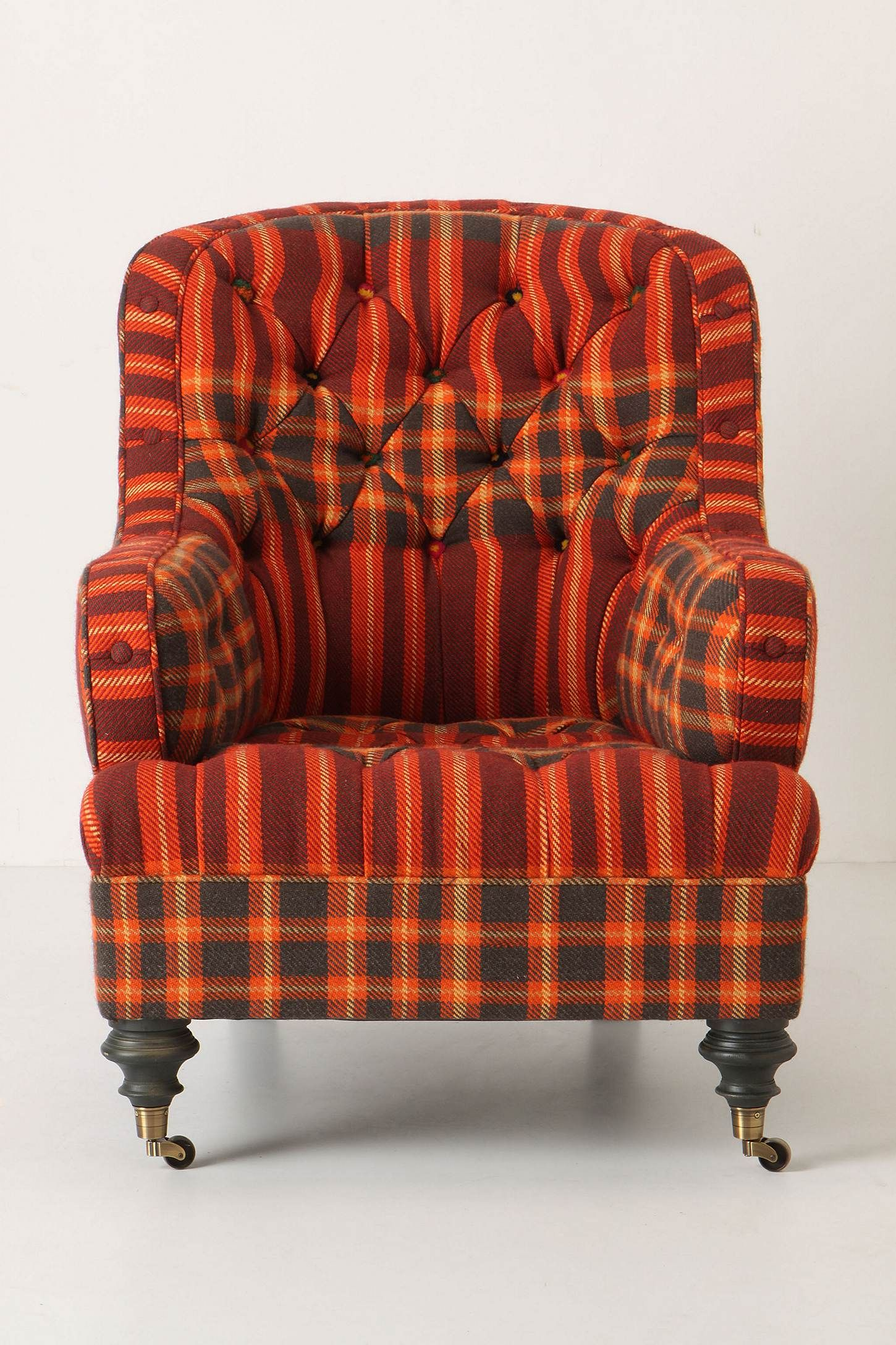 Plaid Chair Mad For Plaid Ya 39ll And Big Comfy Chairs Have A Seat