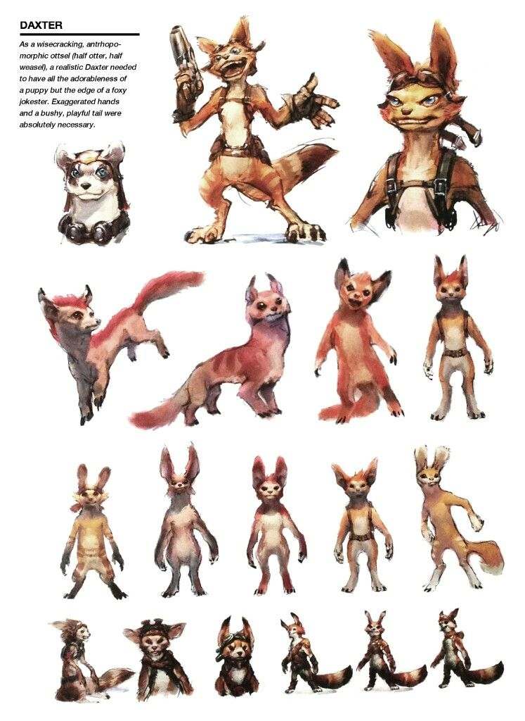 Pin By Aliya Miccio On Jak And Daxter Game Concept Art