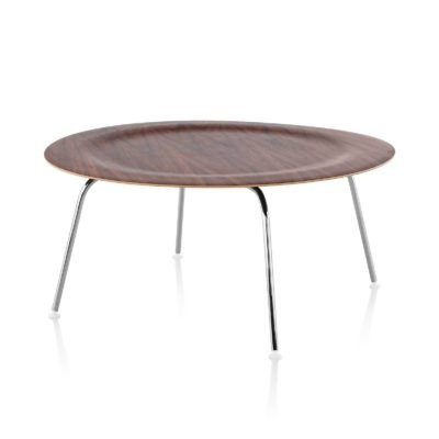 Eames Molded Plywood Table Metal Base | • revit family