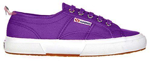 2750 Sueu, Sneakers Basses Mixte Adulte - Bleu (808 Blue Nautic) 38 EUSuperga