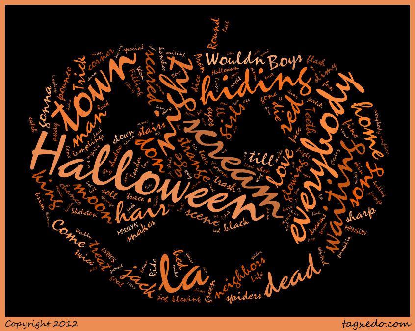 This Is Halloween Lyrics   Halloween lyrics. Nightmare before christmas. Fancy nancy