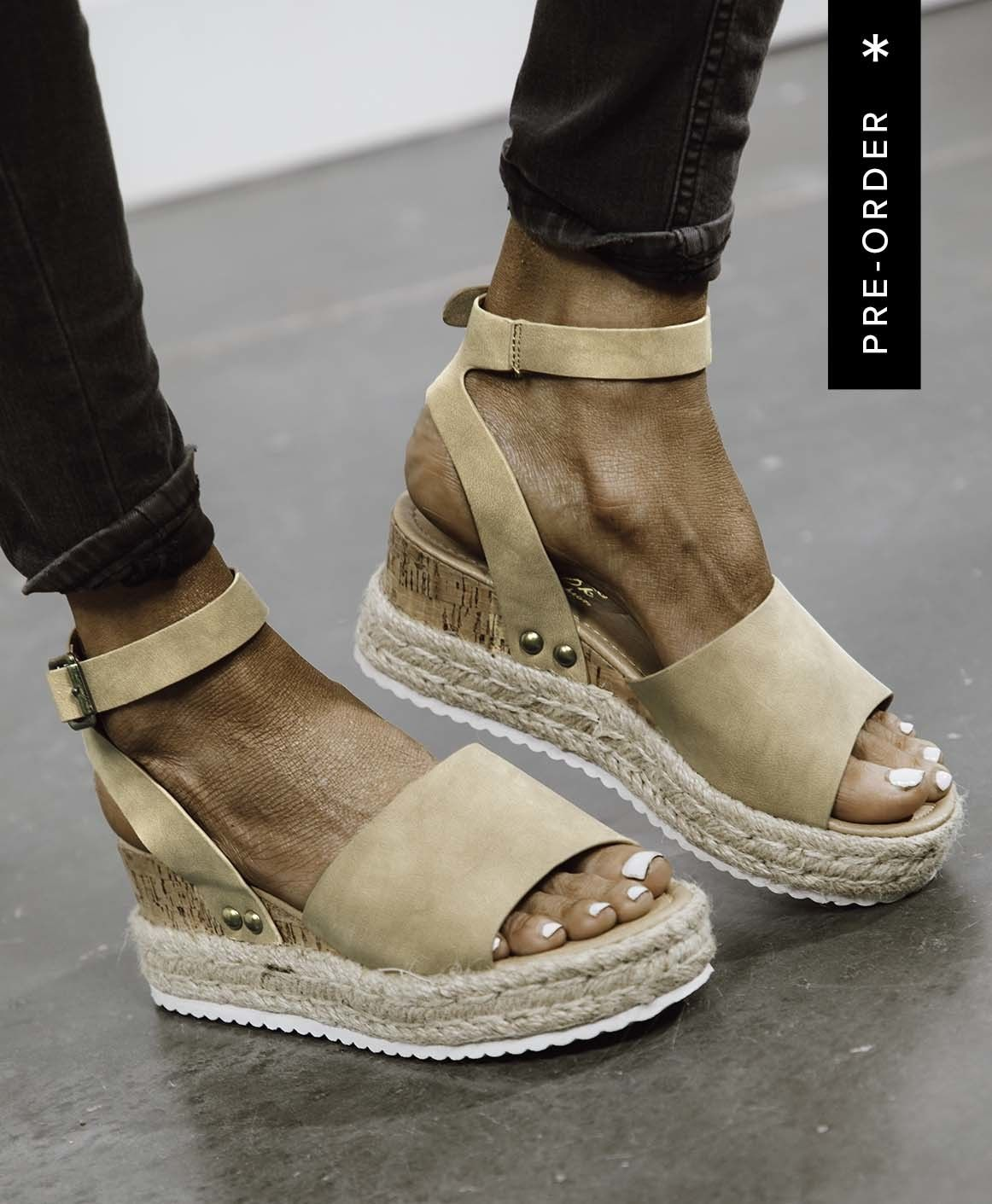 4743d9f27a Josephine Platforms in Taupe (sold out) in 2019 | Shoes shoes shoes ...