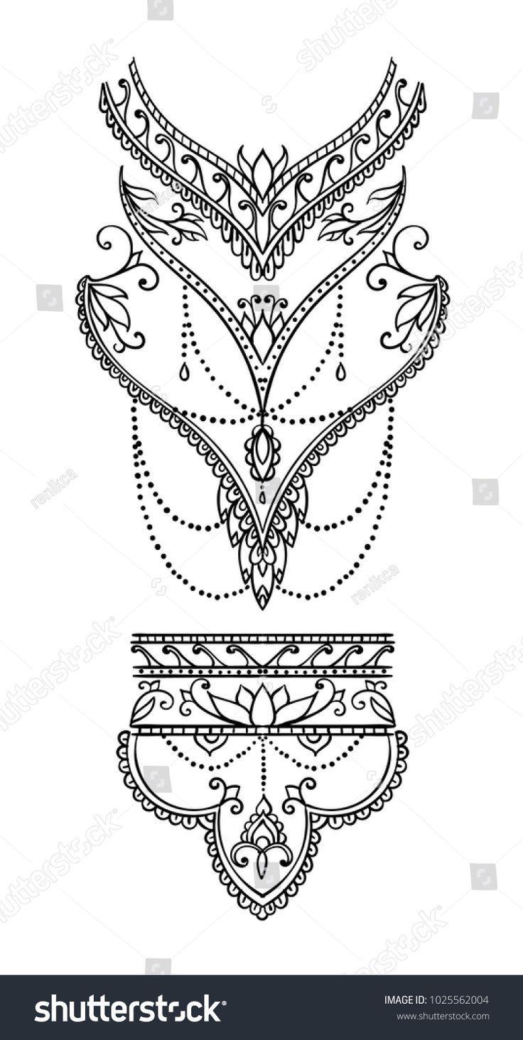 Mandala Tattoo Design Mandalatattoo Tattoos