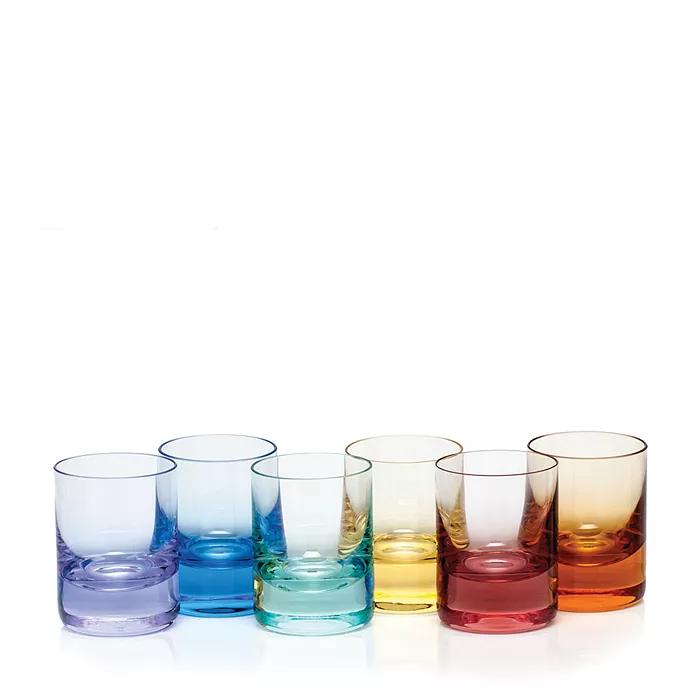 Moser Whiskey Barware Collection Shot Glass Shot Glass Set Whiskey Shots