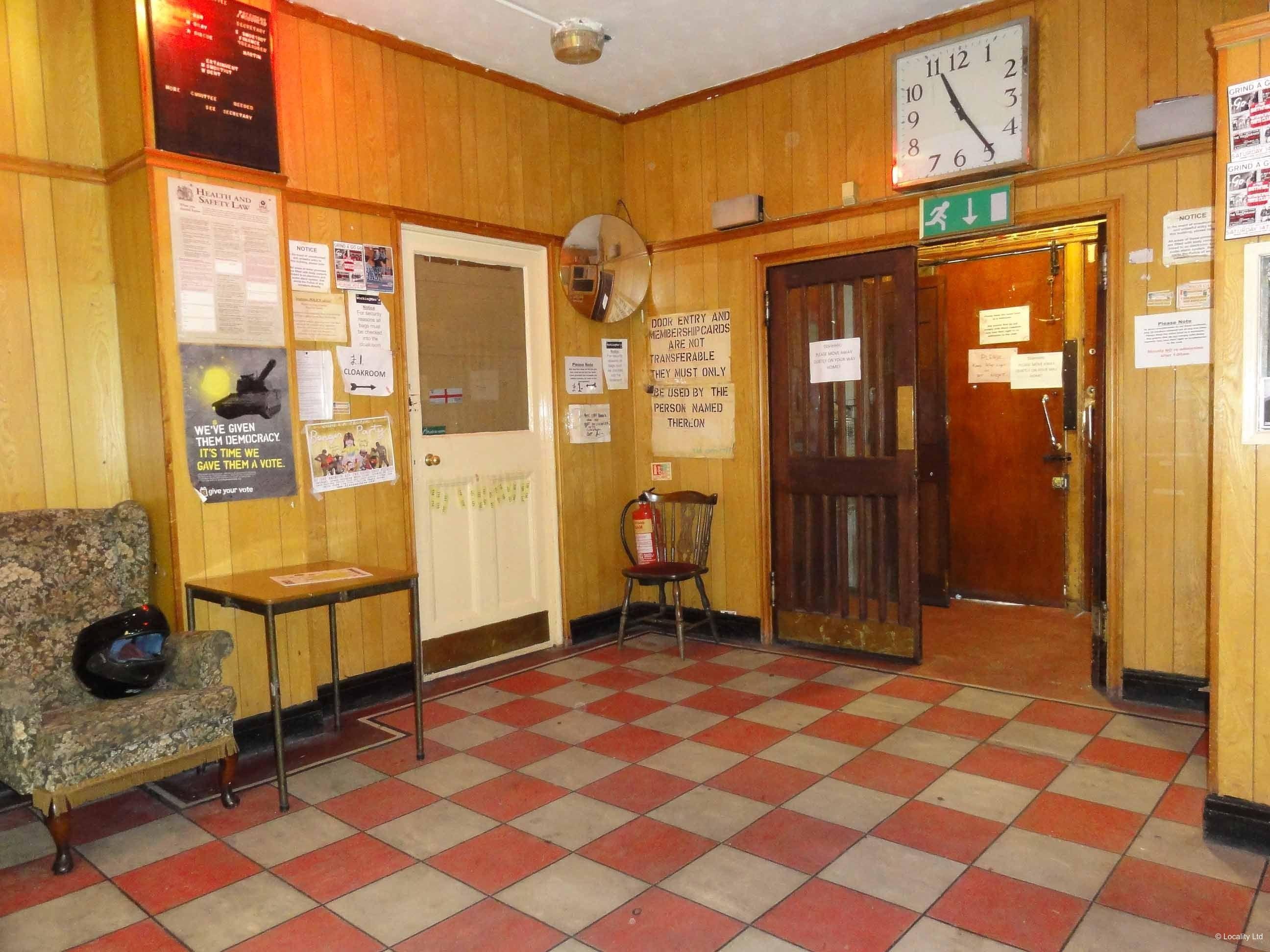 Tower Hamlets C Club Furniture Social Club Bethnal Green