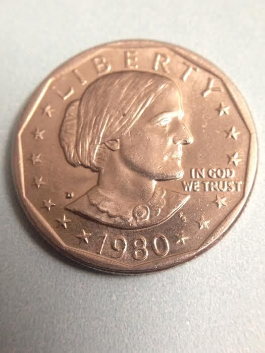 Coin Weight 5e : weight, Susan, Anthony, Dollar, Coins, Worth, Money,, Valuable