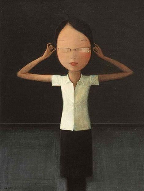 Chinese Contemporary Artist Liu Ye