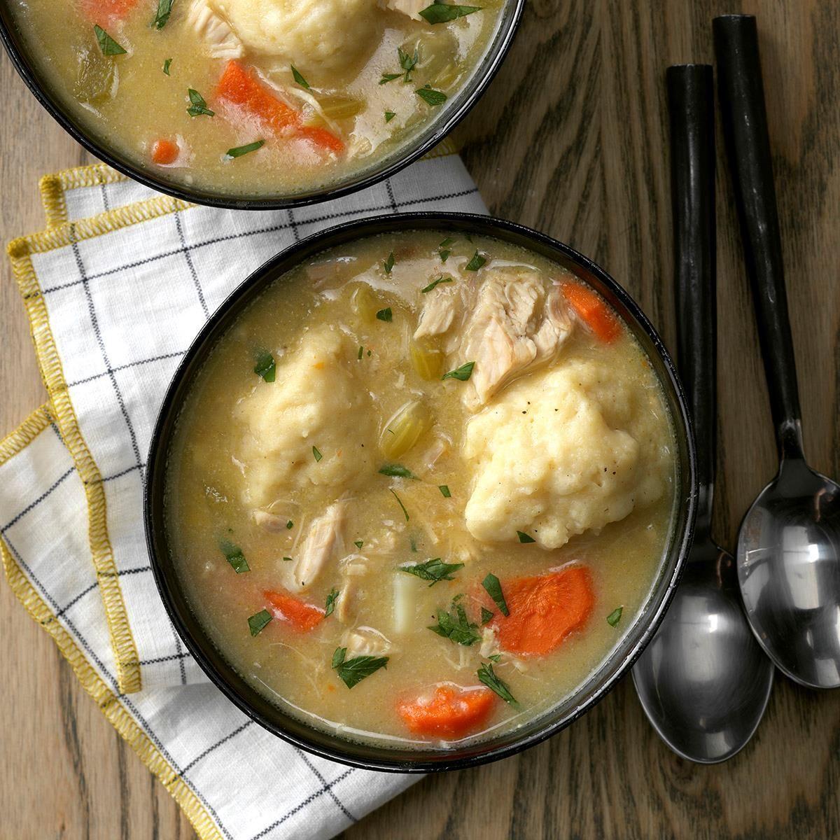 Grandma S Chicken N Dumpling Soup Recipe Dumplings For Soup Chicken N Dumplings Soup Recipes