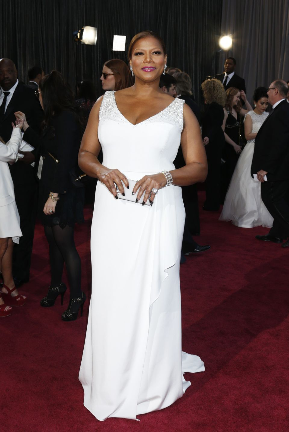 PLUS SIZE CELEBRITIES ROCK THE RED CARPET AT THE 85th ...